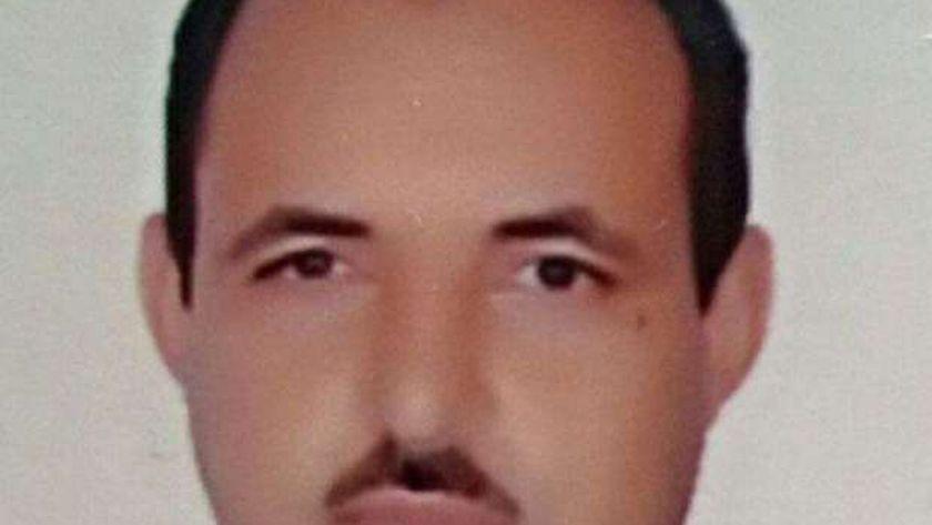 الشهيد الرائد محمد عبد الفتاح