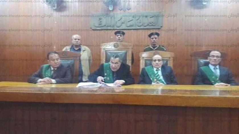 جنايات طنطا تستأنف جلسة محاكمة المتهمين فى قضية بيع الأطفال والإتجار