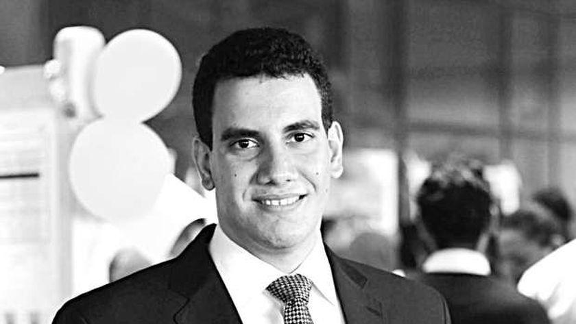 أحمد عصام روّاى