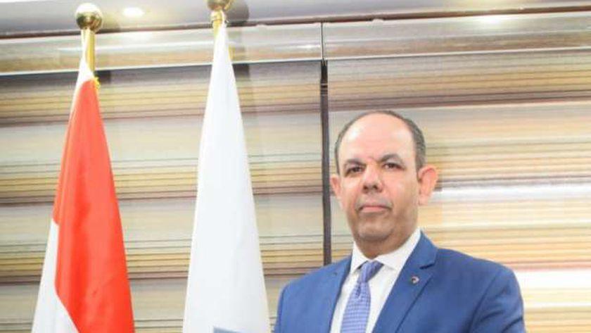 أحمد سمير القائم بأعمال حماية المستهلك