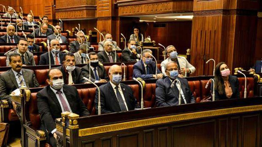 اجتماع الإدارة المحلية بمجلس النواب