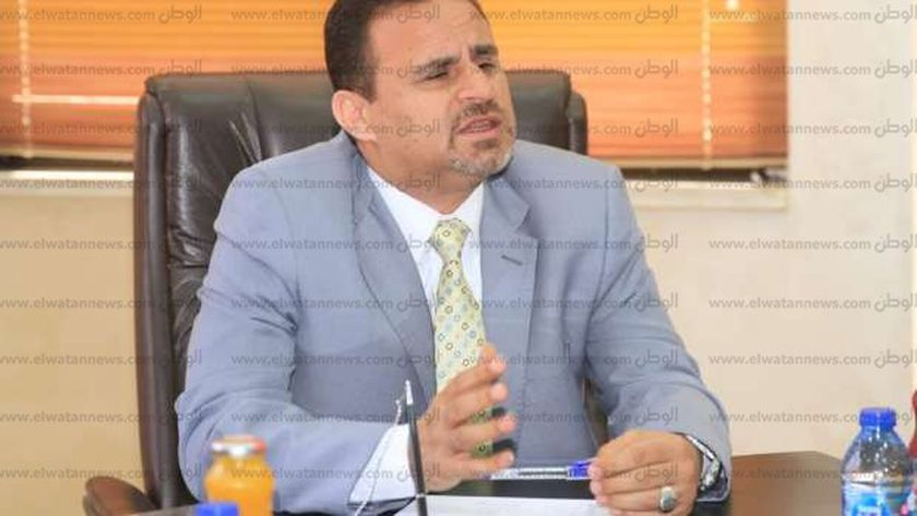 القبطان عدنان العبادلة نائب رئيس الجسر العربى للملاحة