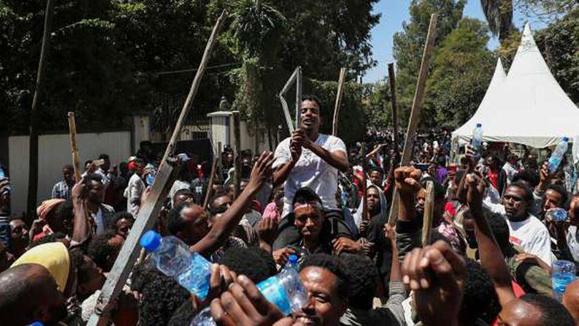 الوضع في إثيوبيا