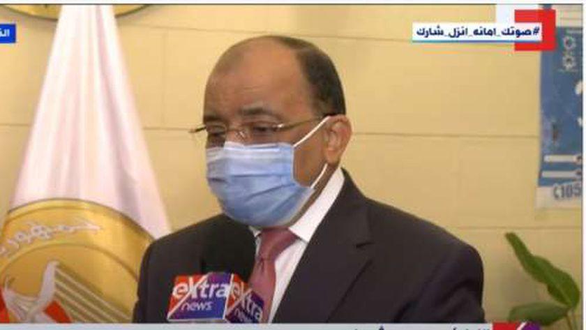 وزير التنمية المحلية .. اللواء محمود شعراوي