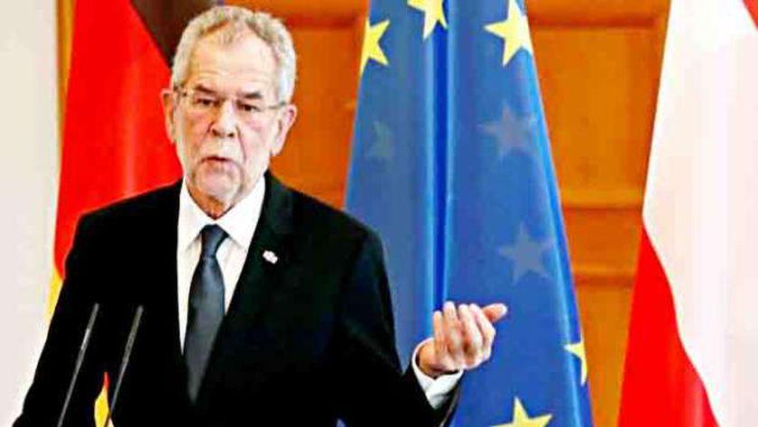 الرئيس النمساوي