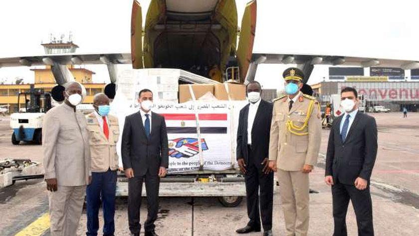 في مواجهة الكوارث والأوبئة.. مصر تدعم أشقائها من اليمن للبنان