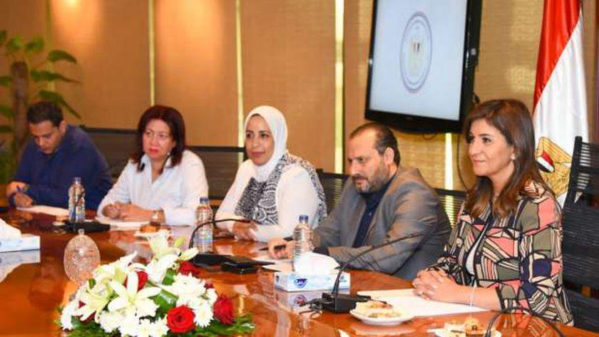 وزيرة الهجرة: مصر تشهد عهدا جديدا في توفير الحياة الكريمة للمصريين