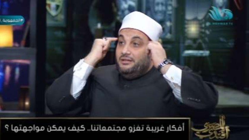 أحمد تركي أحد علماء الأزهر الشريف