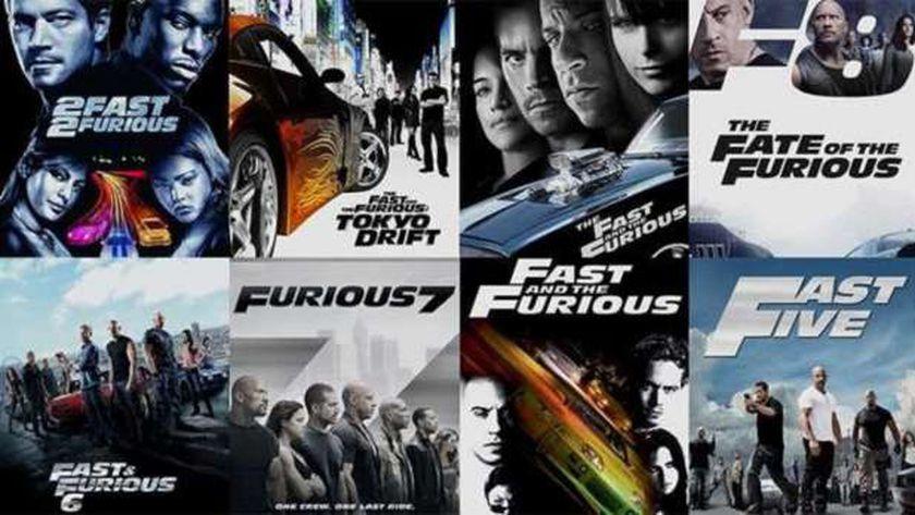 سلسلة أفلامfast & furious