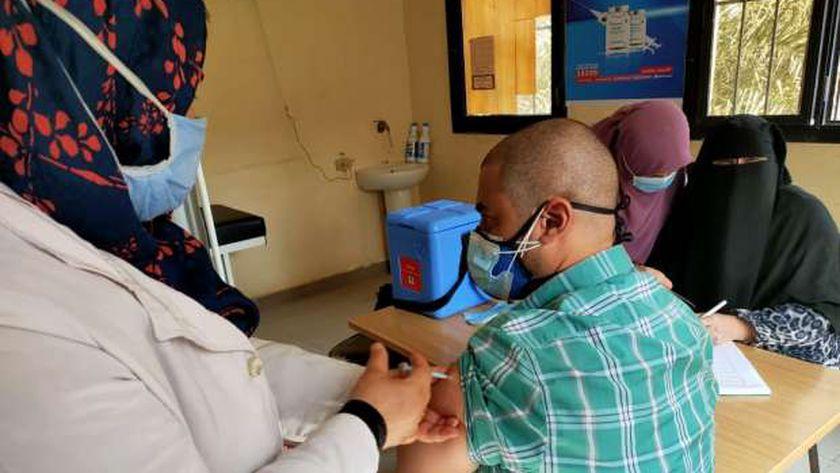 مكاتب تطعيم المسافرين للخارج بلقاح كورونا