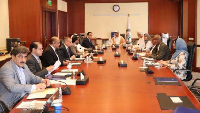 اجتماعات لجان البرلمان العربي