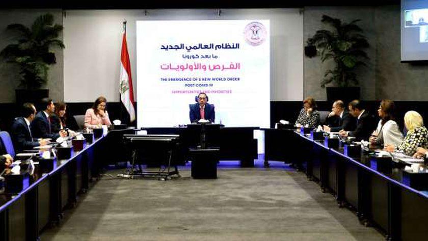 رئيس الوزراء: وسط أزمة كورونا ثمة فرصة لمصر لتتواجد في أسواق لم توجد فيها من قبل