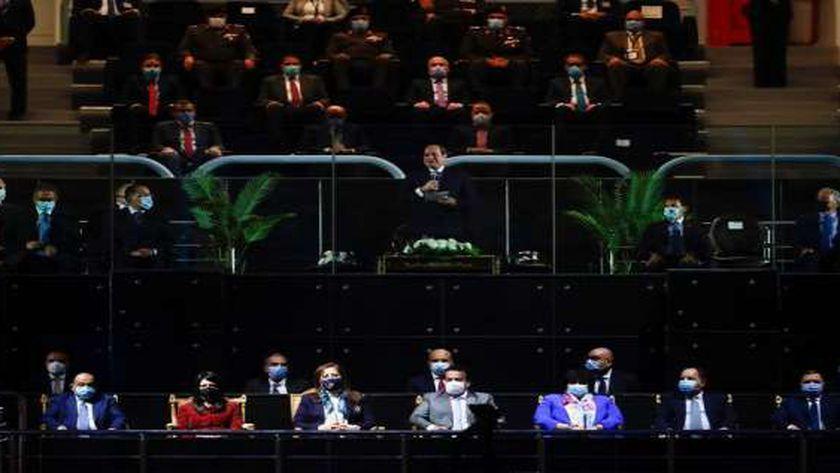 افتتاح بطولة العالم لكرة اليد
