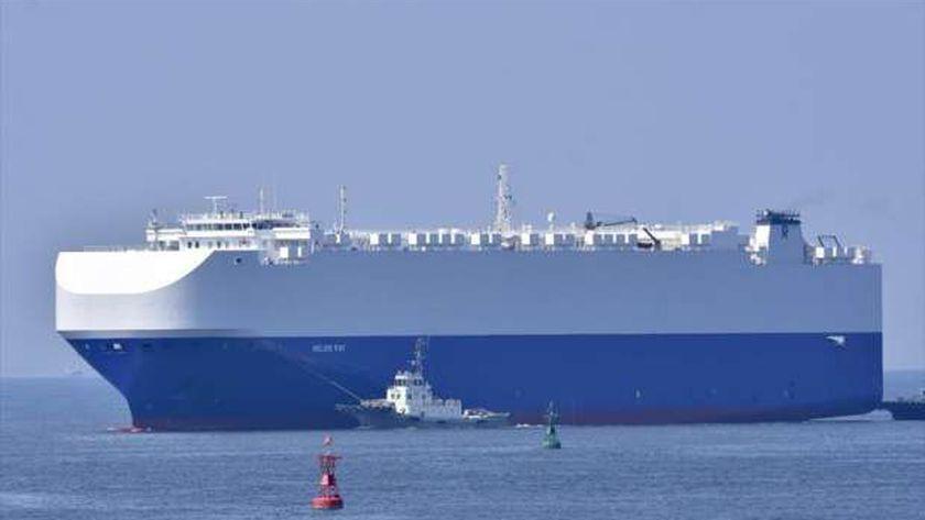 السفينة  هليوس ري