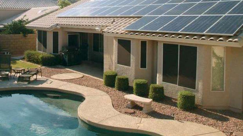 قرض الطاقة الشمسية