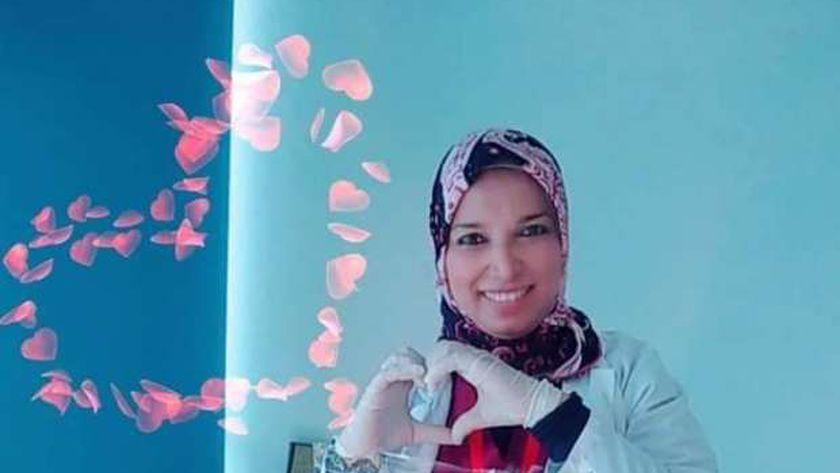 مديرة الحجر الصحي في الإسكندرية