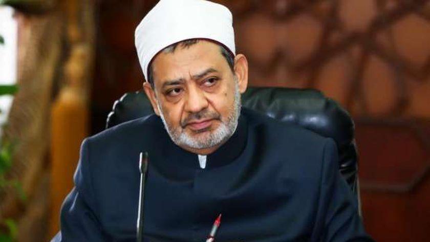 الامام الاكبر أحمد الطيب