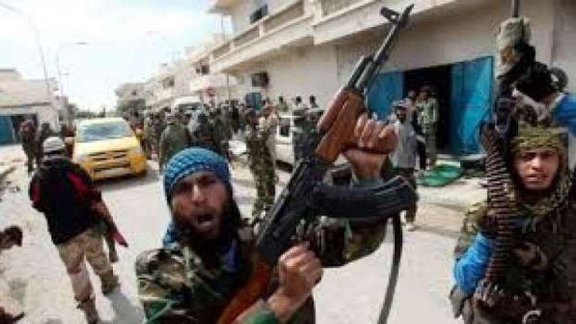 المليشيات في ليبيا