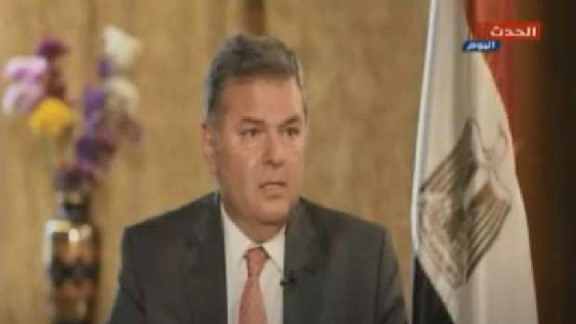 الدكتور هشام توفيق  .. وزير قطاع الأعمال العام