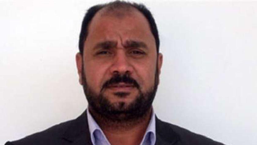 سطوحي مصطفى رئيس جمعية المستثمرين بأسوان