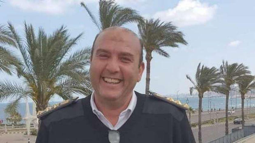 الراحل العقيد عمرو الدمرداش