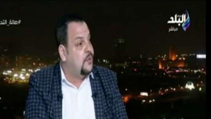 وليد عبد المقصود خبير أمن معلوماتي