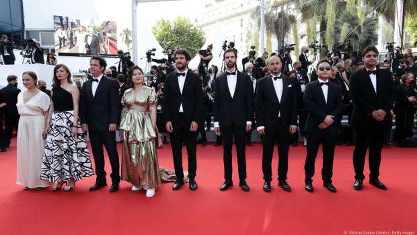 مخرجين الأفلام القصيرة المشاركة في مهرجان كان