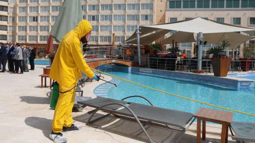 الفنادق تتخذ كافة الاجراءات الاحترازية لاستقبال النزلاء