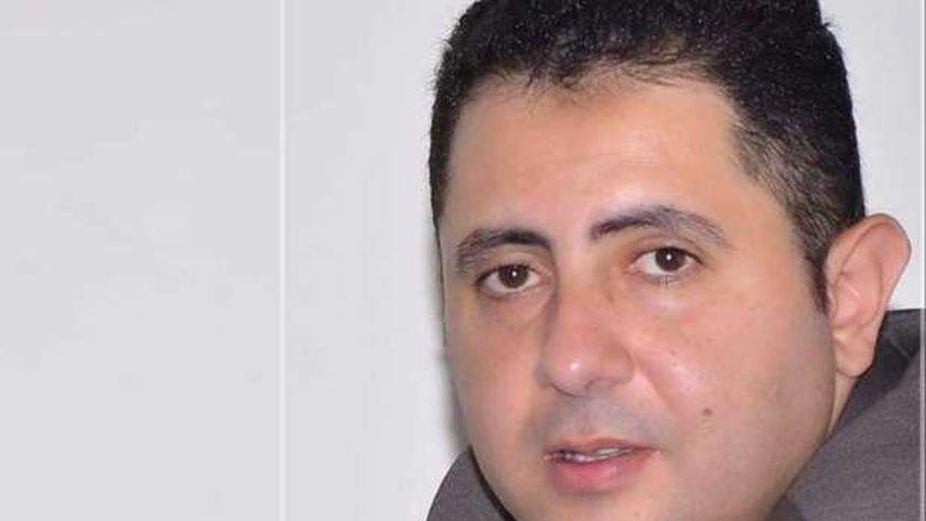 الدكتور حسام فوزينائب محافظ القاهرة