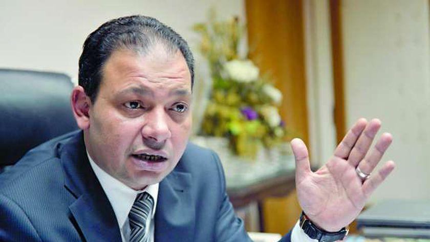 مجدي لاشين رئيس لجنة الدراما