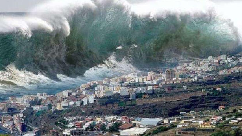 صورة عاجل.. أمواج تسونامي في المحيط الهادئ بعد وقوع 3 زلازل قبالة نيوزيلندا – العرب والعالم