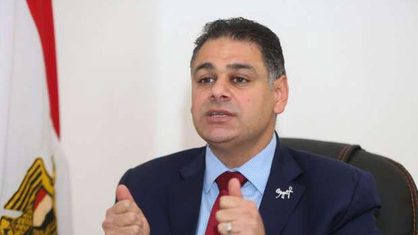 أحمد يوسف رئيس هيئة تنشيط السياحة التابعة لوزارة السياحة والآثار