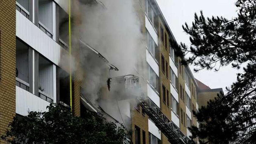 انفجار السويد