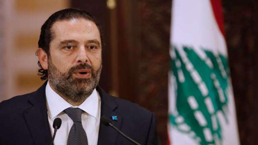 رئيس الوزراء اللبناني السابق سعد الحريري