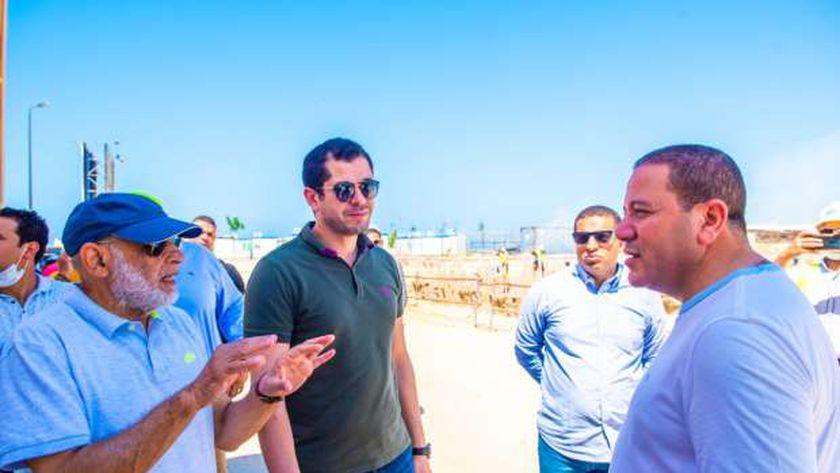 تفقد مشروعات صندوق تحيا مصر للتنمية المستدامة