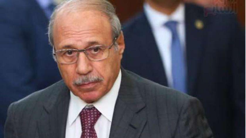 حبيب العادلي وزير الداخلية الأسبق