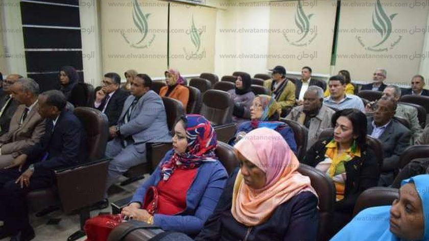 مبادرة تشجير محافظة اسوان تنظم ورشة عمل مارس القادم
