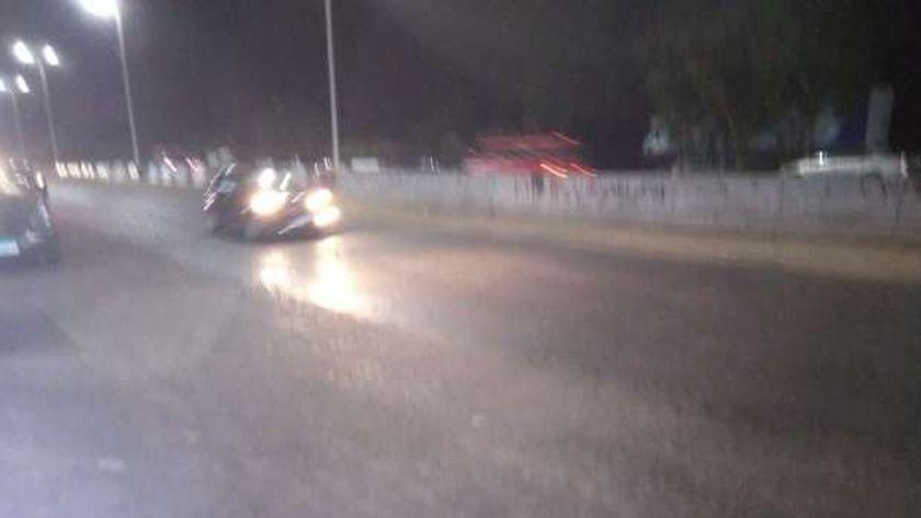 أمطار وبرق ورعد في سماء الغربية ورفع الطوارىء لتأمين المواطنين