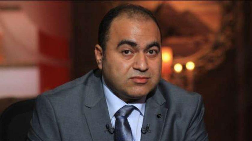 الدكتور أمجد الحداد رئيس قسم الحساسية والمناعة بهيئة المصل واللقاح