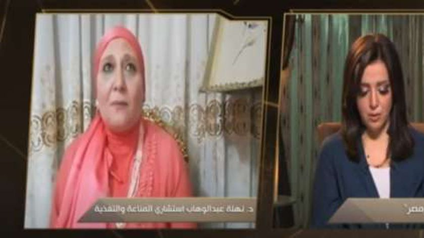 مداخلة الدكتورة نهلة عبدالوهاب