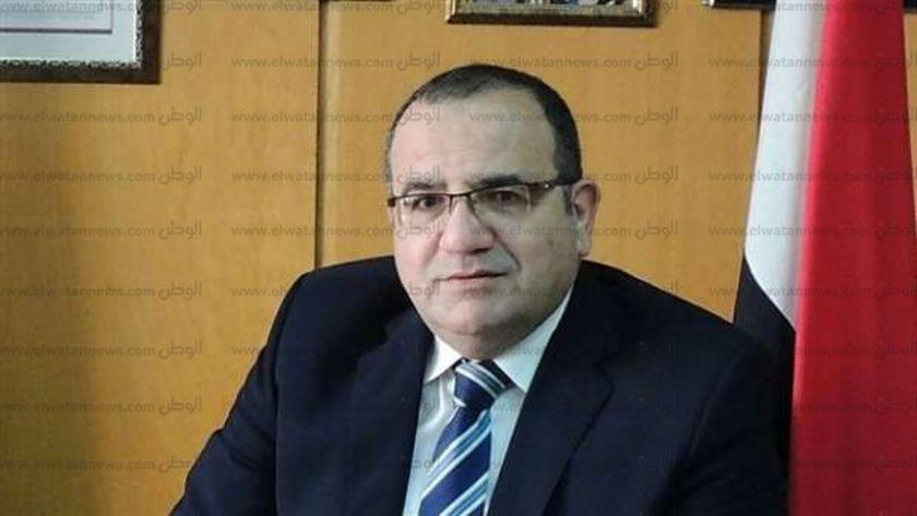 العميد خالد عبدالحميد