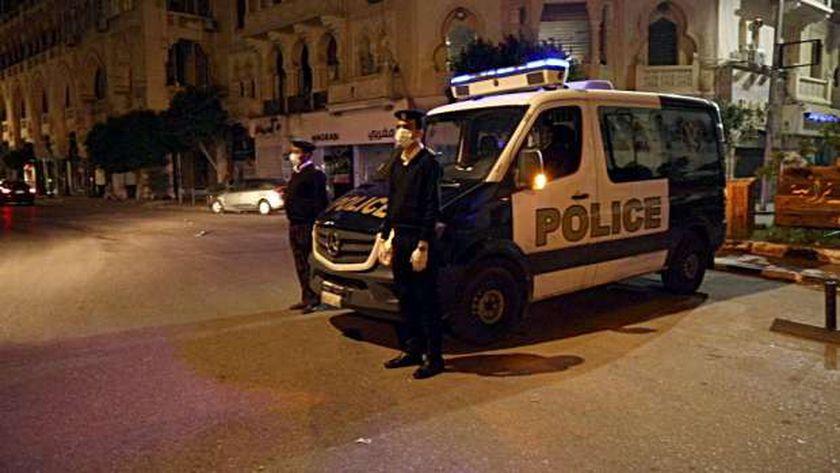كمائن الشرطة
