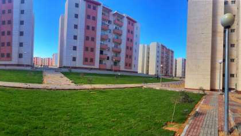 الوحدات السكنية بالمدن الجديدة.. صورة أرشيفية