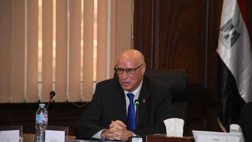 رئيس بعثة جامعة الدول العربية في الإسكندرية