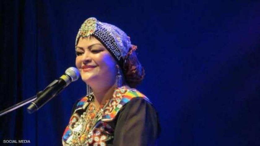 وفاة الفنانة نعيمة عبابسة