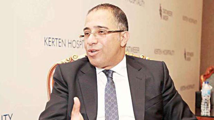 أحمد شلبي الرئيس التنفيذي والعضو المنتدب لشركة تطوير مصر