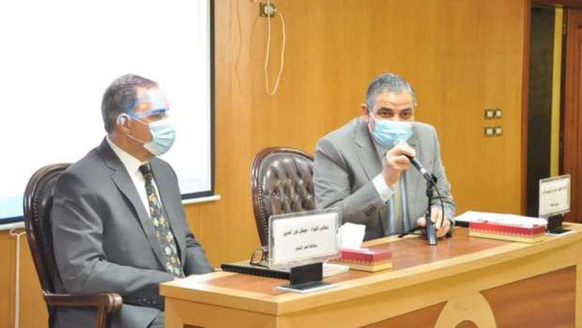 مجلس جامعة كفر الشيخ