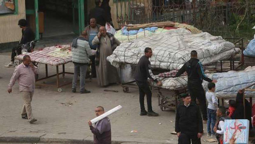 صورة كل ما تريد معرفته عن مشروع قانون تنظيم عمل الباعة الجائلين – مصر