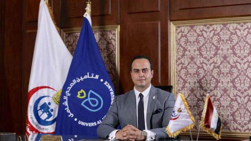الدكتور أحمد السبكي رئيس الهيئة