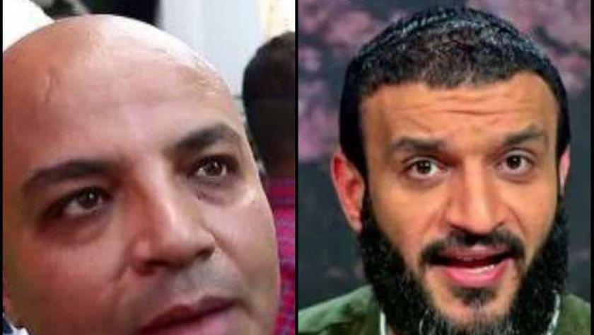 عبدالله الشريف وبهجت صابر